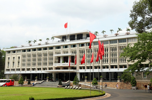 Dinh Độc Lập và những biến cố lịch sử ở Sài Gòn 2