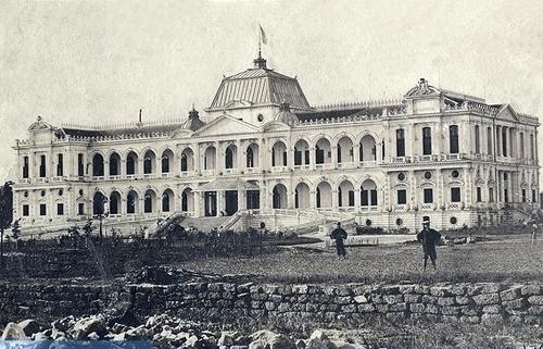 Dinh Độc Lập và những biến cố lịch sử ở Sài Gòn 1