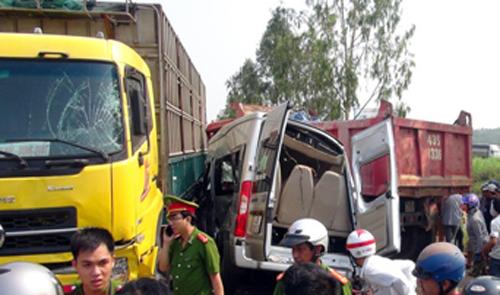 111 người chết do tai nạn giao thông 4 ngày nghỉ 1