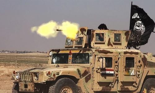 Chiến thuật thọc sâu IS áp dụng để sát hại đặc nhiệm Mỹ 2