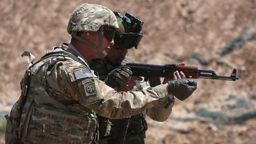 Chiến thuật thọc sâu IS áp dụng để sát hại đặc nhiệm Mỹ 1