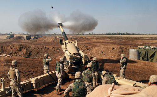 Chiến thuật thọc sâu IS áp dụng để sát hại đặc nhiệm Mỹ 3