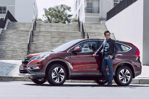 Trải nghiệm các mẫu xe mới của Honda trong tháng 5 2
