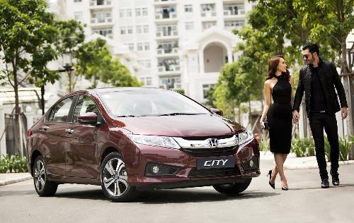Trải nghiệm các mẫu xe mới của Honda trong tháng 5 1