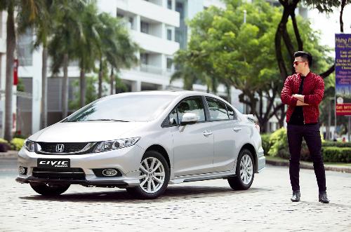 Trải nghiệm các mẫu xe mới của Honda trong tháng 5 3