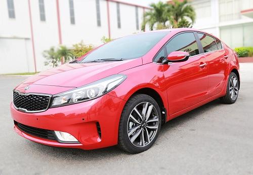 Ra mắt Kia Cerato thế hệ mới tại Việt Nam 1