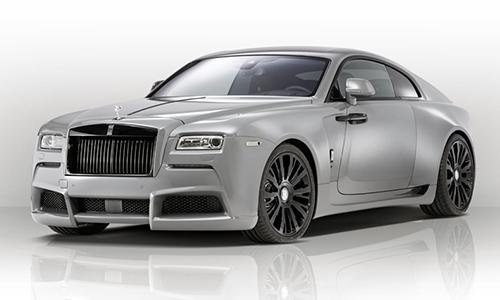 Bản độ Rolls-Royce Wraith - nâng sức mạnh thêm thể thao 1
