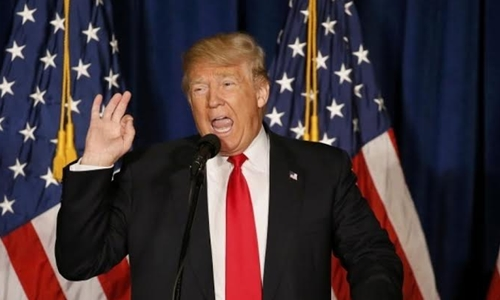 Chính sách đối ngoại chân nam đá chân chiêu của Donald Trump 1