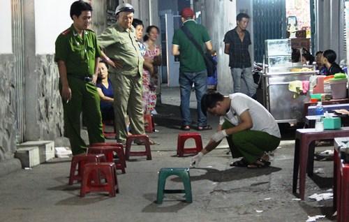 Cô gái đâm thanh niên tử vong trong hẻm ở Sài Gòn