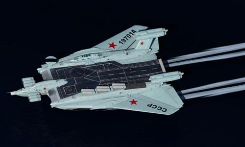 Smelost - tàu sân bay nhanh như phi cơ phản lực của Liên Xô 1