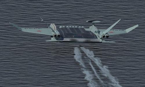 Smelost - tàu sân bay nhanh như phi cơ phản lực của Liên Xô 2