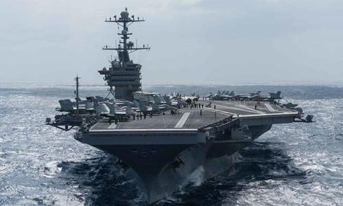 5 lần Trung Quốc khước từ tàu chiến Mỹ cập cảng 1