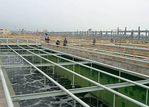 Đoàn liên ngành kết thúc kiểm tra tại Formosa Vũng Áng 1