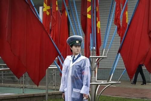 Hình ảnh hiếm về Triều Tiên ngày diễn ra đại hội đảng 3