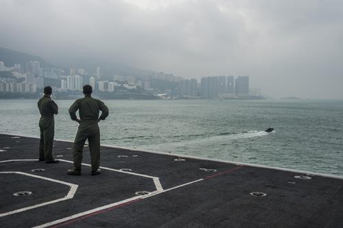 5 lần Trung Quốc khước từ tàu chiến Mỹ cập cảng 2