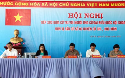"""Ông Đinh La Thăng: """"Quyết liệt cải cách, vì dân hành động"""" 3"""