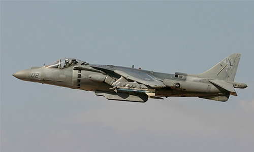 Phi cơ AV-8B Harrier II. Ảnh: Military Today.