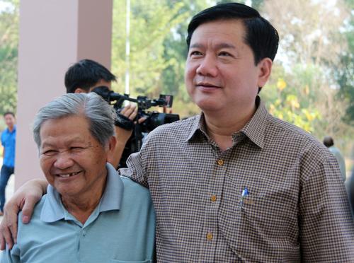Ông Đinh La Thăng: 'Quyết liệt cải cách, vì dân hành động'