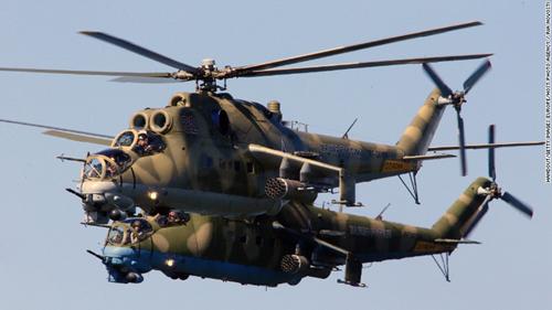 Những chiến cơ chủ lực Nga vẫn tung hoành ở Syria 4
