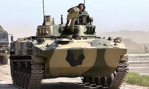 Lễ duyệt binh Ngày Chiến thắng hé lộ chiến lược quân sự của Nga 2