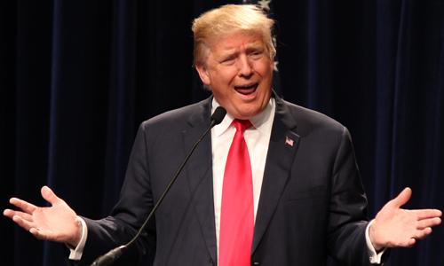 Cơn cuồng Donald Trump của người dân Trung Quốc 1