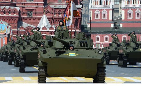 Lễ duyệt binh Ngày Chiến thắng hé lộ chiến lược quân sự của Nga 1