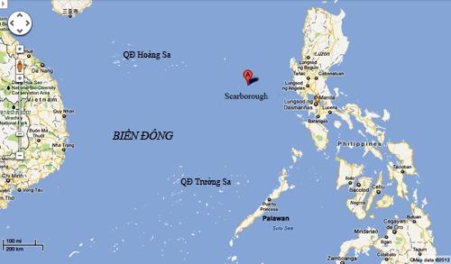 """Đô đốc Mỹ không """"ngậm bồ hòn"""" trước Trung Quốc ở Biển Đông 2"""