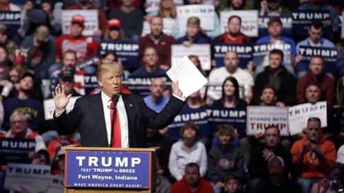 Cơn cuồng Donald Trump của người dân Trung Quốc 3