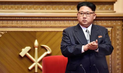 Vì sao ông Kim Jong-un mặc vest trong đại hội đảng 1