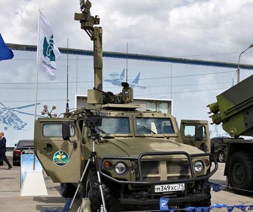 Tai mắt giúp Nga giám sát mọi động thái của NATO ở Đông Âu 1