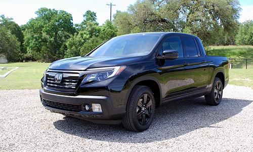 Ridgeline - xe bán tải Honda giá từ 30.700 USD 1