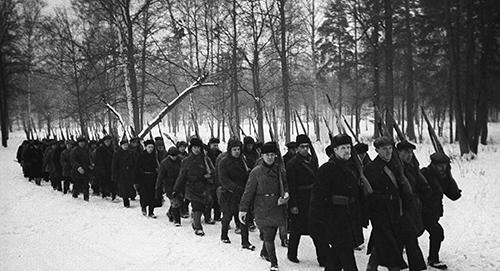 Hồng quân Liên Xô. Ảnh: Sputnik News