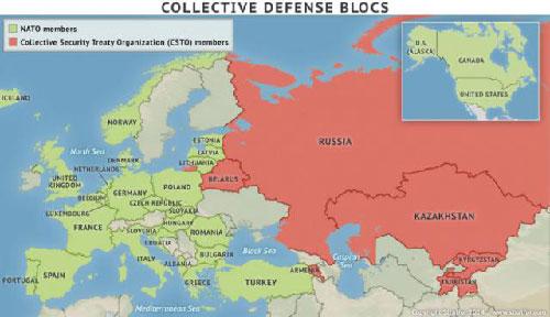 Tai mắt giúp Nga giám sát mọi động thái của NATO ở Đông Âu 2