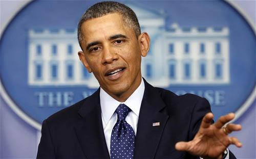 Obama cân nhắc dỡ hoàn toàn lệnh cấm bán vũ khí cho Việt Nam