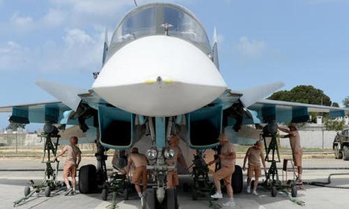 Một ngày cùng lính Nga diệt IS ở Syria 1