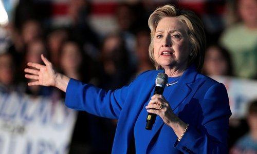 Hillary Clinton tính kế hút cử tri từ sân nhà Donald Trump 1
