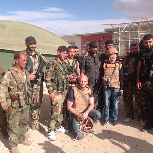 Một ngày cùng lính Nga diệt IS ở Syria 3