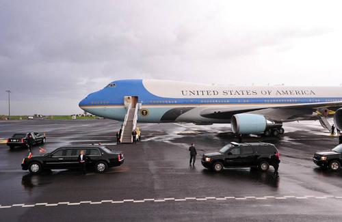 Xe tổng thống Mỹ được vận chuyển như thế nào? 10
