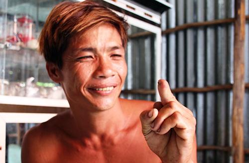 Hiểm nguy với nghề lặn biển cạo vỏ tàu 3