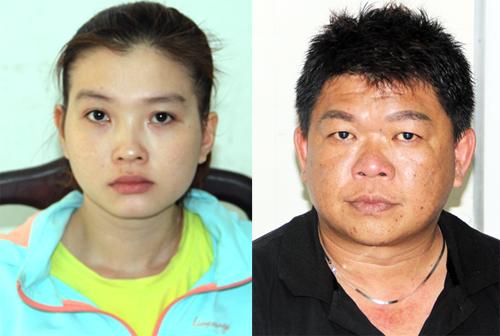 Nguyễn Kim Ngân và Kim Eng Hoe. Ảnh: