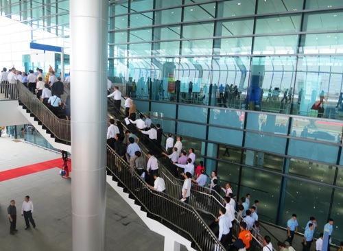 Cát Bi thành sân bay quốc tế 1
