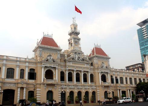 Trụ sở UBND TP HCM được đề nghị xếp hạng di tích quốc gia 1