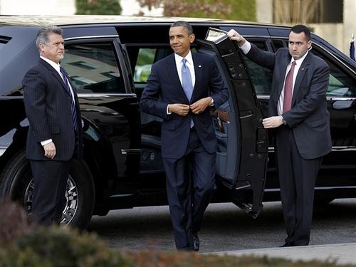 Xe cho tổng thống Mỹ được sản xuất như thế nào? 4