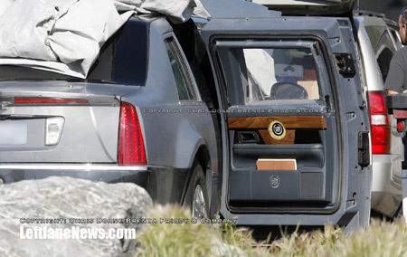 Xe cho tổng thống Mỹ được sản xuất như thế nào? 3