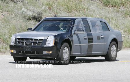 Xe cho tổng thống Mỹ được sản xuất như thế nào? 2