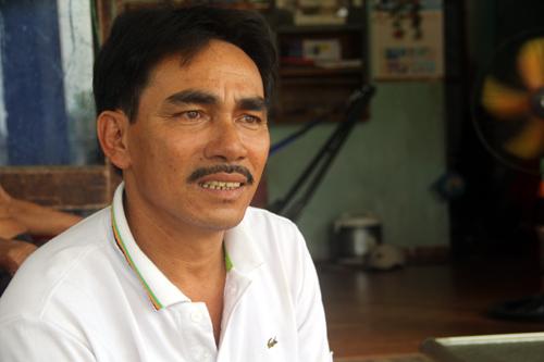 Ám ảnh của ngư dân sống sót sau bão Chanchu 1
