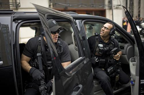 Đội siêu mật vụ trấn áp những kẻ tấn công tổng thống Mỹ 3