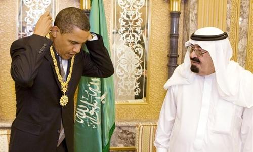 Vì sao Obama phải bỏ tiền mua quà tặng từ chính phủ nước ngoài 1
