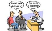 Nỗi lo của bác sĩ khi bệnh nhân là một danh họa