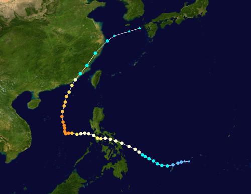 10 năm thảm họa Chanchu làm hơn 200 số phận mất tích 1